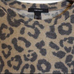⭐️2 for $25⭐️BNWOT Leopard print mini dress